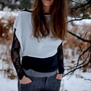 blouse misaine